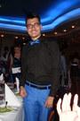 Blue-italian-agressor-suit-black-leather-alexo-shoes