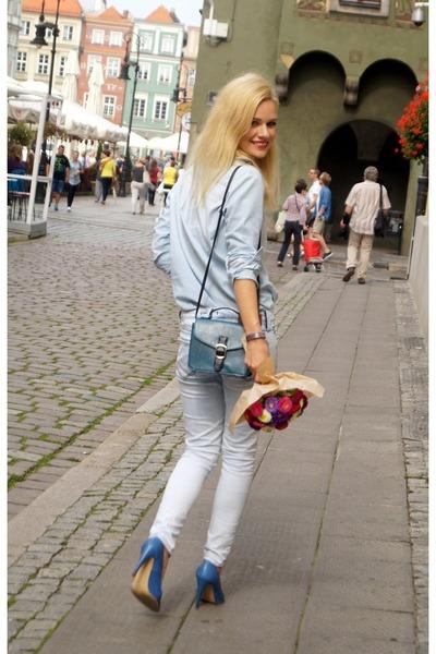 Tally Weijl jeans - H&M shirt