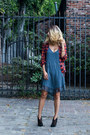 Black-jeffrey-campbell-boots-teal-slipdress-free-people-dress