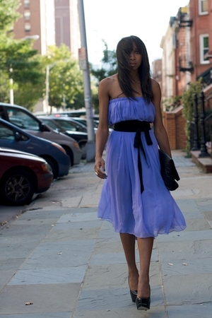 bebe vintage dress