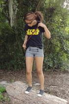 Target t-shirt - Bg shoes