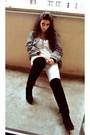 Bershka-vest-zara-jeans-american-vintage-top