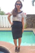 Forever 21 shirt - Forever 21 skirt