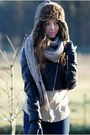 H-m-jacket-solar-gloves-h-m-shirt-vintage-scarf