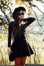 Romwe-skirt-my-fox-house-top