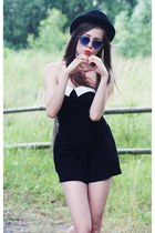 black Motel romper