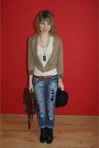taily weil jeans - vintage bag bag