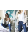 Soorty-jeans-knit-topshop-cardigan-loose-crop-garage-top