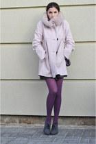 ConceptK coat - corso como boots - braccialini bag