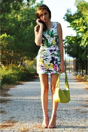 Gilda Tonelli bag - APANAGE dress - BGN sandals