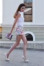 Bgn-purse-zara-shorts-bgn-blouse