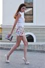 Bgn-purse-zara-shorts-bgn-blouse