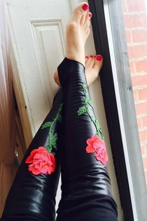 Katerina Lankova boots