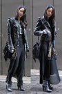 Black-balenciaga-jacket-black-rick-owens-top-black-rick-owens-skirt-black-