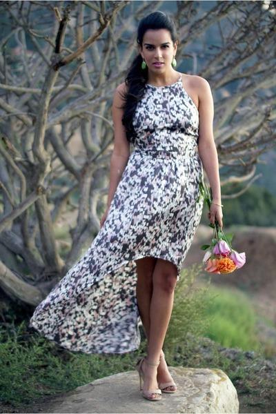 Angl dress - Steve Madden heels - Stella & Dot bracelet - Stella & Dot earrings