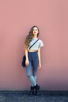 ombre just female jeans