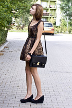 leopard print romwe dress