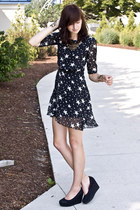 stars Sheinside dress