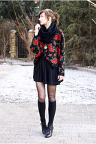 rose romwe sweater