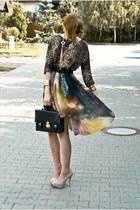 cosmic romwe skirt