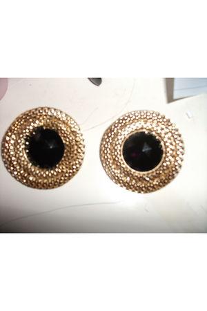 black Primark accessories