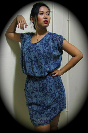 chiffon Eydithe dress