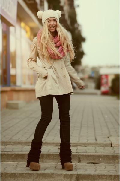 tan Mohito coat