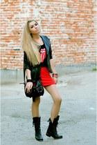 Forever 21 bag - Forever 21 skirt