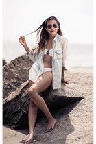 Gap jacket - Victorias Secret swimwear