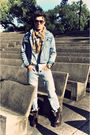 Blue-express-jacket-blue-koto-shirt-blue-abercrombie-fitch-jeans-brown-t