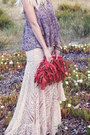 Periwinkle-frenchi-blouse-neutral-maxi-free-people-skirt