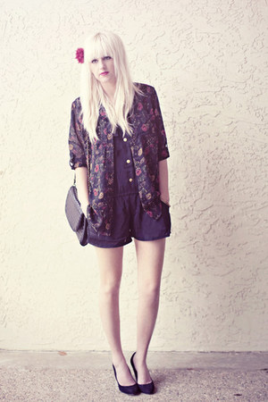 ClubCouture jumper - Nine West heels - Urban Outfitters blouse