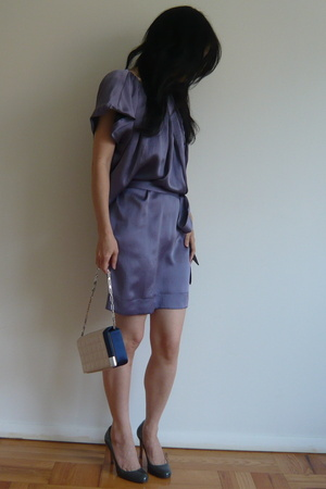 Harkham dress - Chanel purse - Report shoes