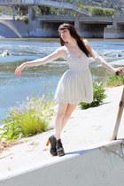 Forever 21 dress - litas Jeffrey Campbell heels