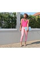 Jay Jays jeans - Mr Price purse - YDE heels - Legit blouse