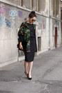 Pieces-bag-ray-ban-sunglasses-dealsale-skirt-h-m-blouse
