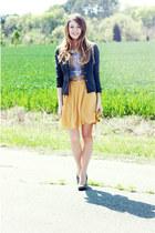 Forever 21 skirt - Forever 21 blouse