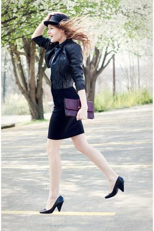 Lauren Conrad jacket - f21 heels