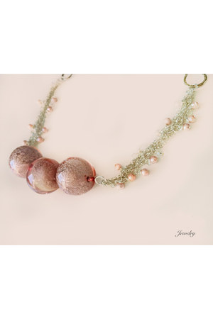 Gravity Jewelry necklace