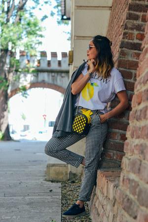 sammydress bag - Zara pants