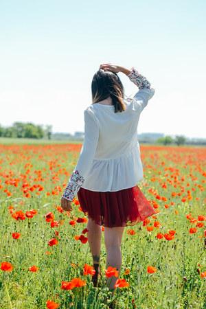 zaful blouse