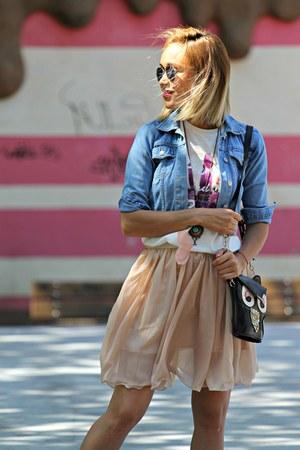 DressLink skirt - DressLink bag