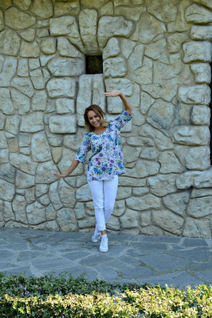 Tally Weijl jeans - Ucca blouse