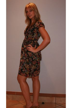 Woolworths dress - Mr Price shoes
