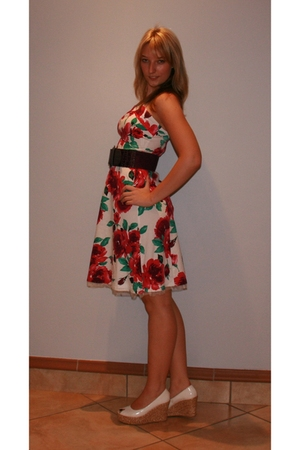 Mr Price dress - Edgards belt - rage shoes