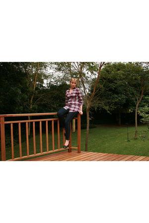 Kelso shirt - Edgars leggings - Mr Price shoes