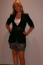 Unknown-brand-vest-edgars-skirt-foschini-blazer-luella-shoes
