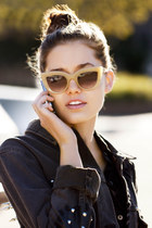 330 australian Ellery et Graz sunglasses