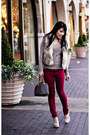 Eggshell-marco-santi-shoes-heather-gray-gap-sweater