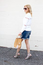 Nude-ms-littles-bag-bag-navy-jag-jeans-shorts-crimson-sunglasses